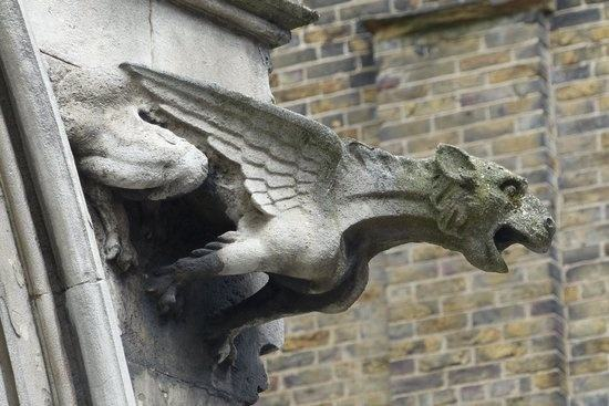 What Are Gargoyles In Gothic Architecture