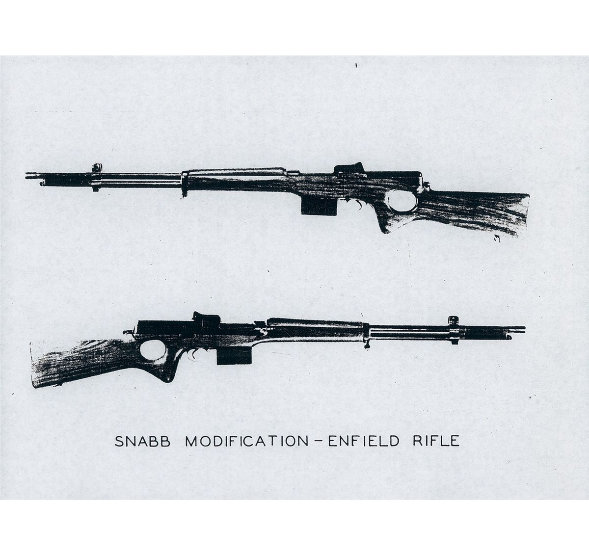 How to adapt a bolt action sniper rifle into a semi-auto
