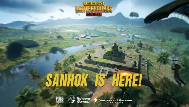 When will the Sanhok Map come in PUBG mobile? - Quora