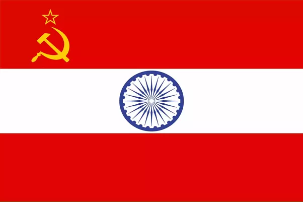 If All Countries Had To Use A Communist Style Flag What Would Your