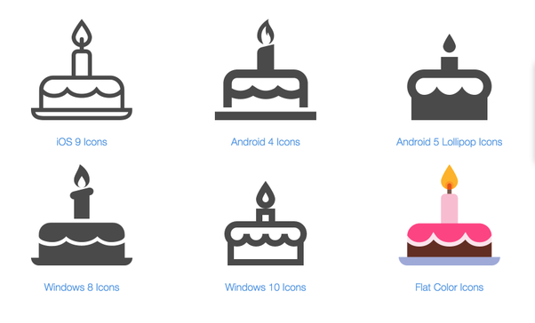 what are the best design guidelines for icons quora rh quora com android icon design guideline Android Home Icon