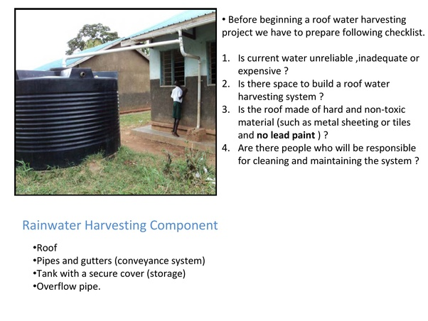 How to setup rain water harvesting in an apartment - Quora