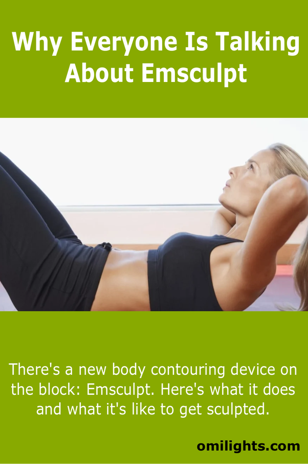 Has anyone tried Emsculpt? Can an average guy with some excess belly