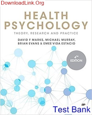 exploring psychology 9th edition test bank