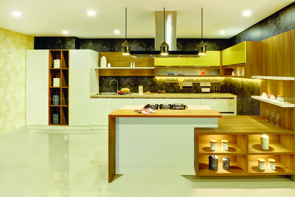 This Modular Kitchen Designs Have Been Crafted By Du0027LIFE Home Interiors And  Is Considered One Of Best Modular Kitchen Designs In India.