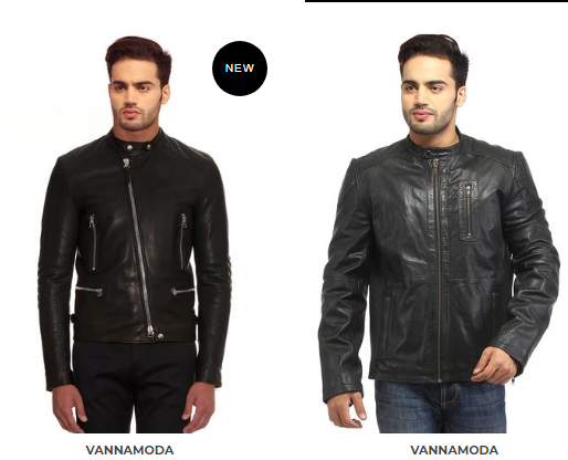 Where to buy leather jackets online