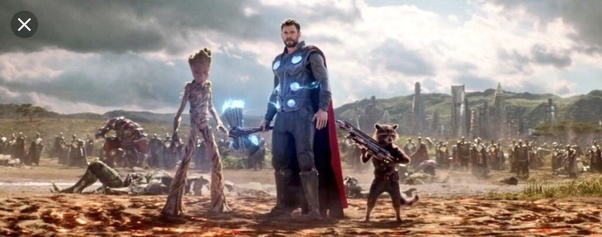 Is Thor the strongest Avenger after the Infinity War? - Quora