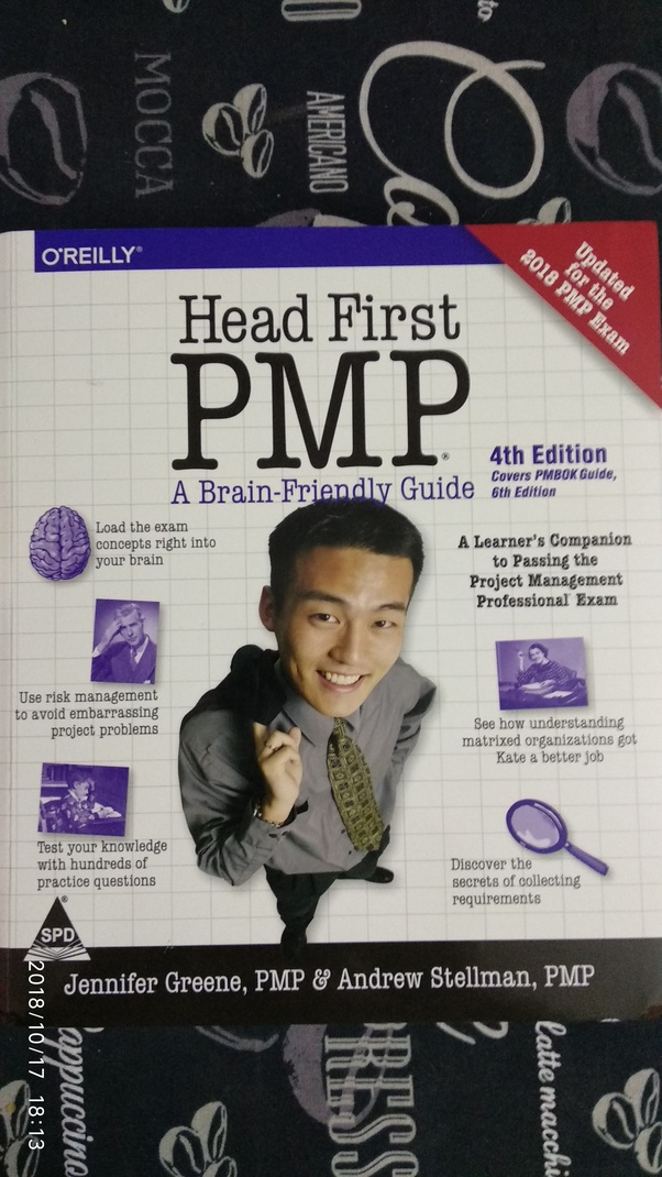 Can I prepare Head First PMP 3rd Edition along with PMBOK