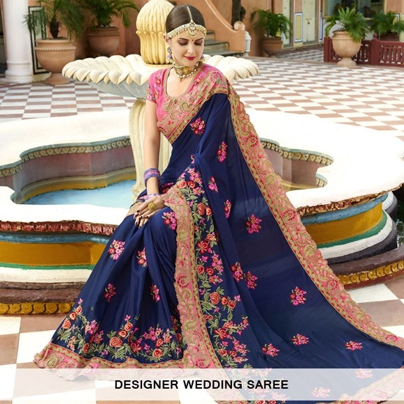 Which Is The Best Sarees To Wear During Wedding Quora