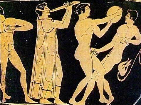 Ancient greek culture and homosexuality