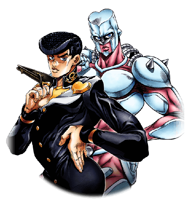 If All The Main Protagonist Of Each Jojo S Bizarre Adventure Arc Were To Battle Each Other While At In Their Prime Of Their Respective Arcs Who Would Win This Only Accounts For