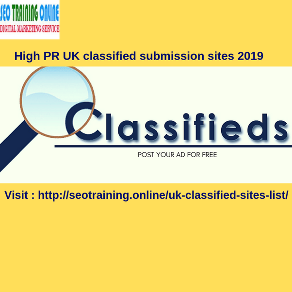 What are top 5 classifieds website in UK? - Quora