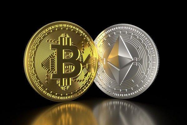 ethereum vs bitcoin turiau investuoti
