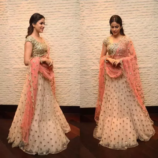 Where do i find good lehenga in pune quora for Where to buy a nice dress for a wedding