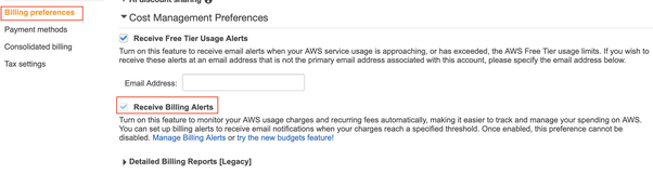Is there a way to set Amazon AWS billing limit? - Quora