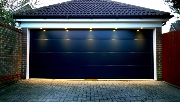 If I Have A Sectional Garage Door Do I Have To Replace All Of It If