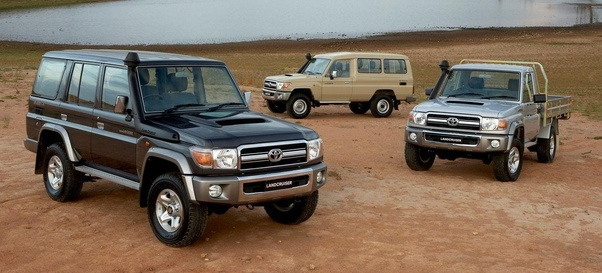 What's the difference between Prado and Land Cruiser? - Quora