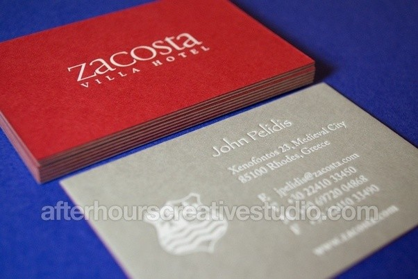 What is the equipment used to make professional business cards quora colourmoves