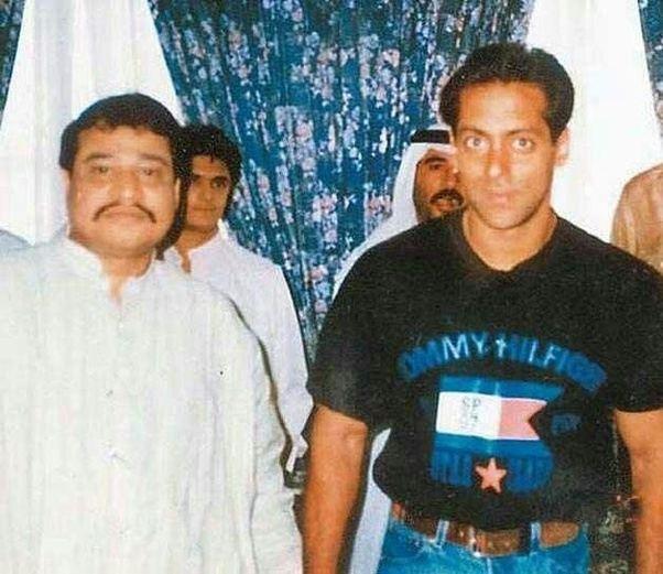 Salman Bhai Link With Dawood Ibrahim