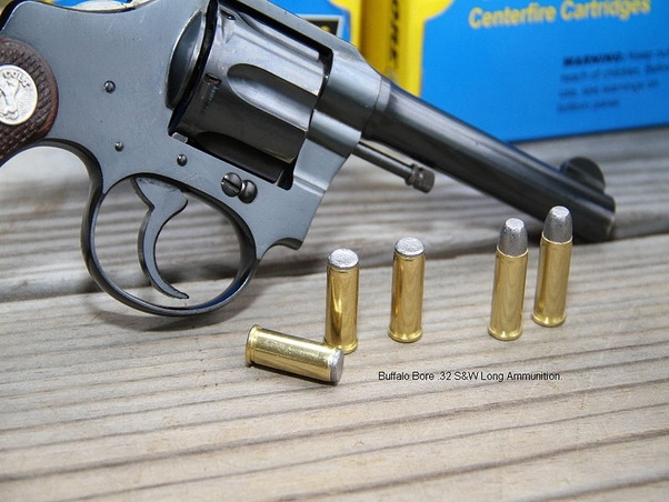 Is the ammo of the  32 Smith & Wesson Long fit in a  32 snub