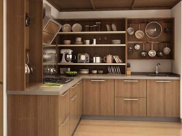 Plywood That Is Boiling Water Proof Is Especially Useful For Cabinets In  Your Modular Kitchen Since They Are Constantly Exposed To Heavy  Fluctuations Of ...