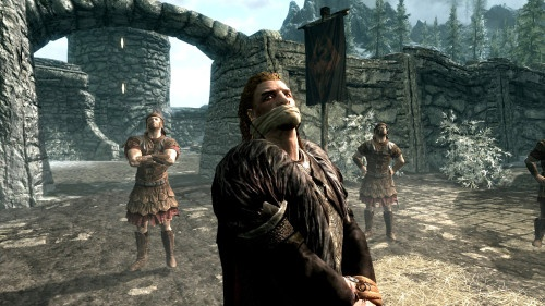 Who do you think would win the Skyrim Civil War if the
