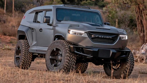 What Luxury Suv Has The Most Rugged Off