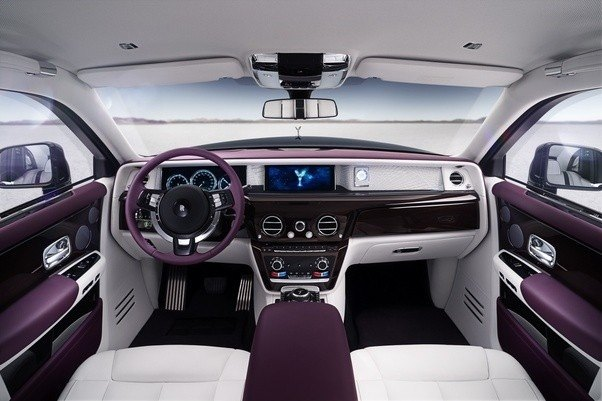 What Makes Rolls Royce Cars Stand Out Compared To Other Luxury Car - Luxury cars