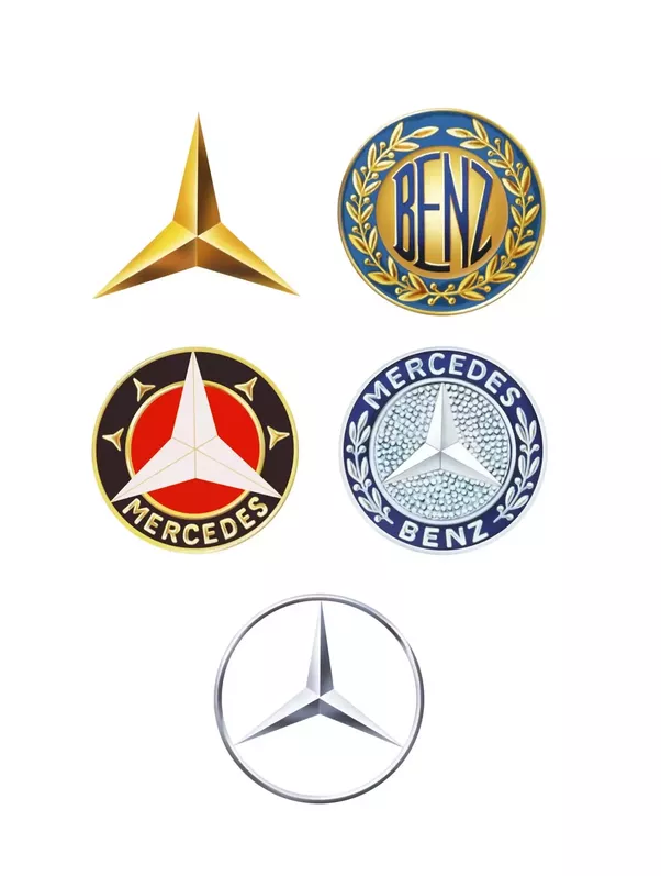 What Is The Story Behind The Mercedes Benz Logo Quora