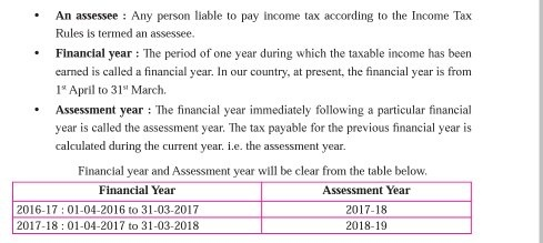 What Is Assesment Year And Previous Year As Per Income Tax Act 1961 Quora Both fy and ay start on 1 april and end on 31 march. as per income tax act 1961