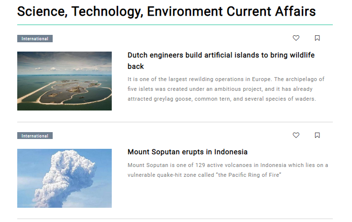 What are the best websites to know about current affairs