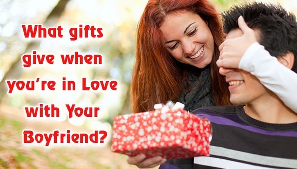 Gifts for a guy youre dating