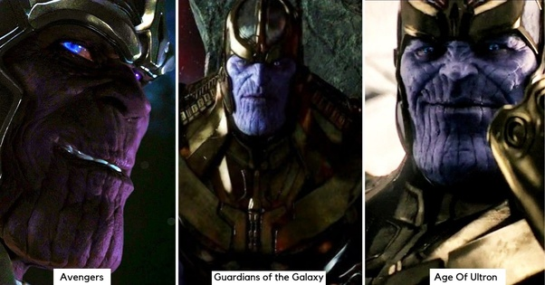 Has Thanos been featured in any Marvel movies prior to
