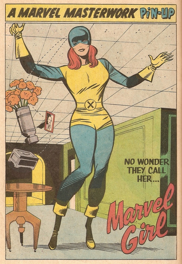 Sexualization of mary marvel