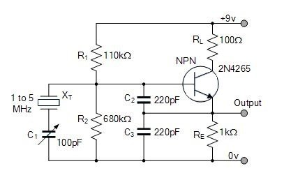 how to replace the 1 mhz crystal oscillator 4 pin from this rh quora com