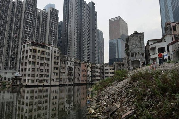 Are there slums in china quora it is too expensive to relocate the people living there so it has remained what it looks like decades ago and there are other similar places in other publicscrutiny Gallery