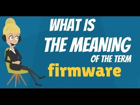 What is firmware? | software vs. Firmware | meaning and.