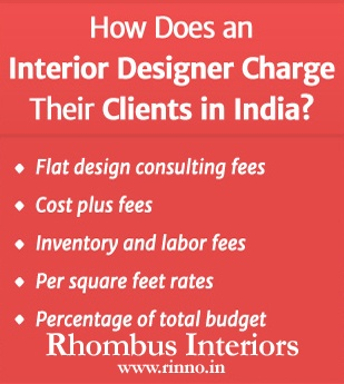 How Do Interior Designers Charge For Services Quora