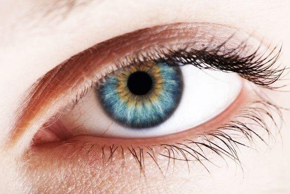 Limbal Ring Black Eyes