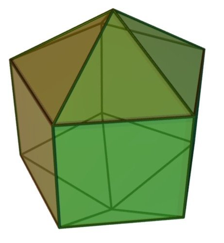 What is the name of a polyhedron with 15 faces? - Quora
