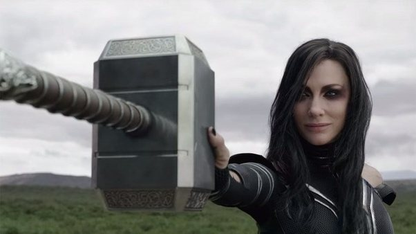 spoilers will thor get a new hammer mjolnir in thor s ragnarok