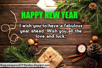 at the beginning of the new year it is possible that if someone is away from us then we can send a message of new year greetings to them