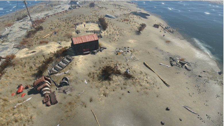 What is the best and worst settlement location in Fallout 4