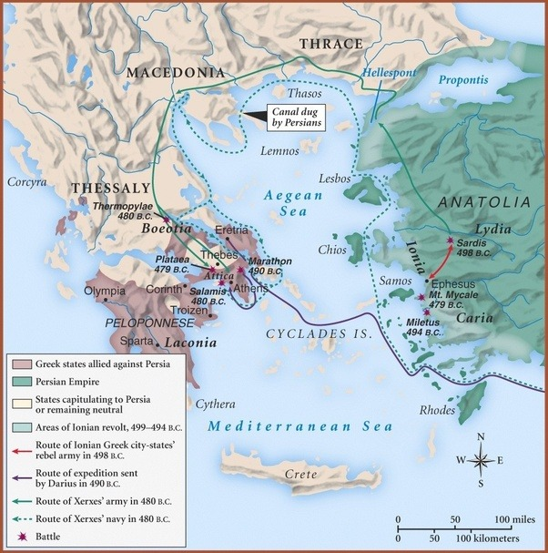 How effective was spartas leadership of the greek resistance to the an important thing to remember is that much of the greek world was neutral to the persian invasion and implicitly agreed to a sort of persian gumiabroncs Choice Image