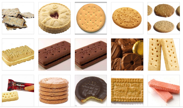 C Cookies/Biscuits