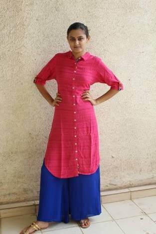 What Should I Wear With Pink Kurti Quora