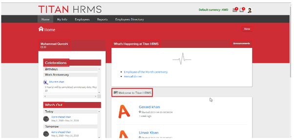 Is there an Open Source Software Human Resource Management System