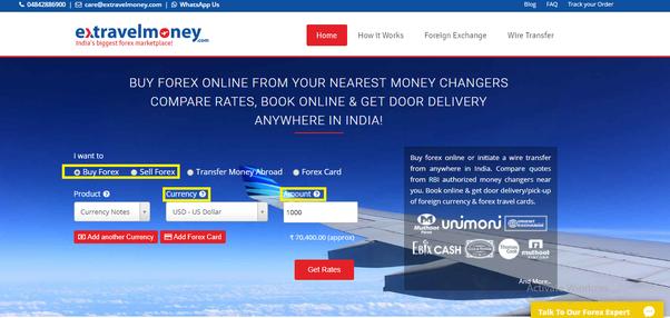 Transfer antar mata uang