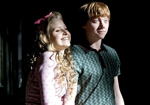 Ron weasley actor dating jenny
