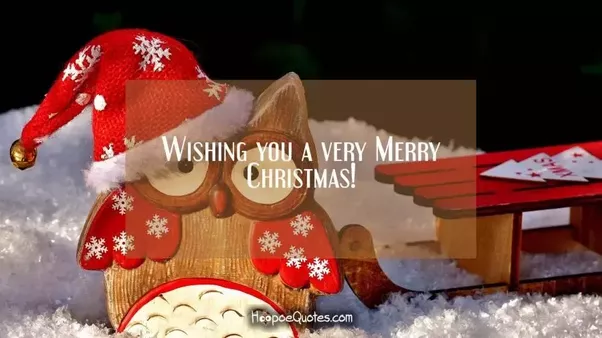 wishing you a very merry christmas - Christmas Wishes To Boss